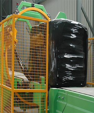 Waste wrap film