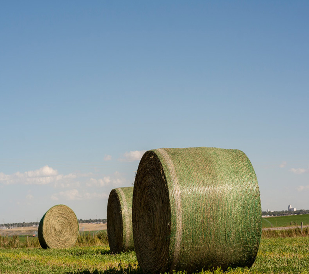 Bale net wrap | advanced crop packaging systems | AGRI